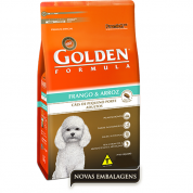 Ração Golden Fórmula Adulto Frango e Arroz Mini Bits 15kg