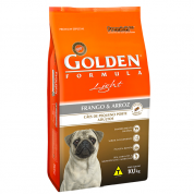 Ração Golden Fórmula Adulto Light Mini Bits 10,1kg