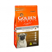 Ração Golden Fórmula Adulto Light Mini Bits Frango e Arroz 1kg