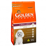 Ração Golden Fórmula Adulto Mini Bits Salmão e Arroz 3kg