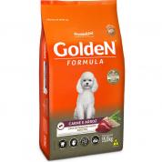 Imagem - Ração Golden Fórmula Cachorros Adultos Carne e Arroz Mini Bits 15kg