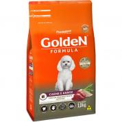 Ração Golden Formula Cachorros Adultos Carne e Arroz Mini Bits 1kg