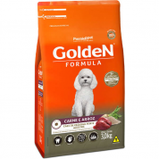 Imagem - Ração Golden Fórmula Cachorros Adultos Carne e Arroz Mini Bits 3kg