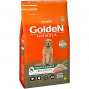 Ração Golden Fórmula Cachorros Adultos Frango e Arroz 3kg