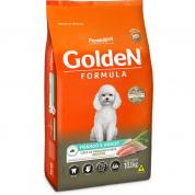 Ração Golden Fórmula Cachorros Adultos Frango e Arroz Mini Bits 10,1kg
