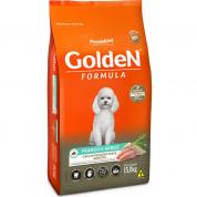 Imagem - Ração Golden Fórmula Cachorros Adultos Frango e Arroz Mini Bits 15kg