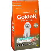 Imagem - Ração Golden Fórmula Cachorros Adultos Frango e Arroz Mini Bits 3kg
