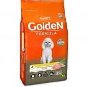 Ração Golden Fórmula Cachorros Adultos Peru e Arroz Mini Bits 10kg
