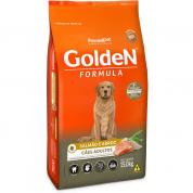 Ração Golden Fórmula Cachorros Adultos Salmão e Arroz 15kg