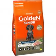 Imagem - Ração Golden Fórmula Cachorros Adultos Senior Mini Bits 3kg