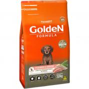 Imagem - Ração Golden Fórmula Cachorros Filhotes Frango e Arroz Mini Bits 3kg