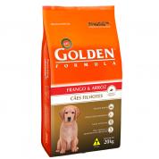 Ração Golden Fórmula Filhotes Frango 20kg