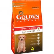 Ração Golden Fórmula Frango e Arroz Filhotes 15kg