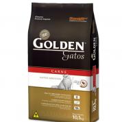 Imagem - Ração Golden Gatos Adultos Carne 10,1kg