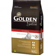 Imagem - Ração Golden Gatos Adultos Carne 1kg
