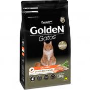 Imagem - Ração Golden Gatos Adultos Castrados Salmão 1kg