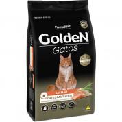 Ração Golden Gatos Adultos Castrados Salmão 6kg