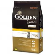 Imagem - Ração Golden Gatos Adultos Frango 10,1kg