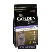 Imagem - Ração Golden Gatos Adultos Salmão 10,1kg