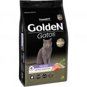 Imagem - Ração Golden Gatos Adultos Salmão 3kg