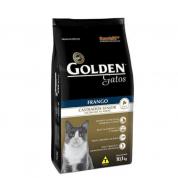 Ração Golden Gatos Castrados Senior 10,1kg