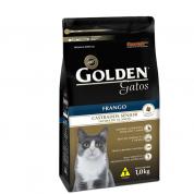 Ração Golden Gatos Castrados Senior Frango 1kg