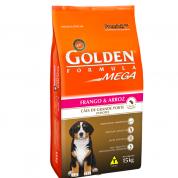 Ração Golden Mega Cães Filhotes 15kg
