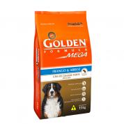 Ração Golden Mega Frango e Arroz Adultos 15kg