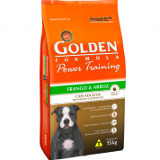 Ração Golden Power Adulto Frango e Arroz 15kg