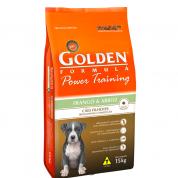 Ração Golden Power Filhotes Frango e Arroz 15kg