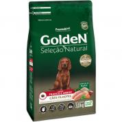 Ração Golden Seleção Natural Cachorros Filhotes 3kg