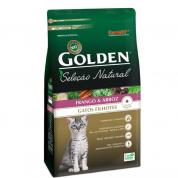 Ração Golden Seleção Natural Gatos Filhotes Frango e Arroz 1kg