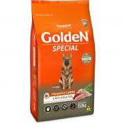 Imagem - Ração Golden Special Cachorros Adultos Carne e Frango 15kg
