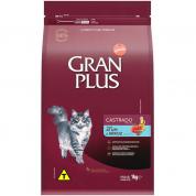 Ração Gran Plus Atum e Arroz Gatos Castrados 1kg