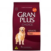 Ração Gran Plus Choice Frango e Carne 15kg