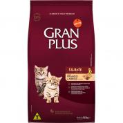 Ração Gran Plus Frango e Arroz Gatos Filhotes 10,1kg