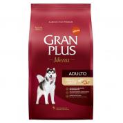 Ração Gran Plus Menu Frango e Arroz Cachorros Adultos 15kg