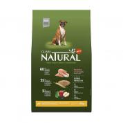Ração Guabi Natural Cachorros Adultos Raças Grandes e Gigantes Cordeiro e Aveia 15kg