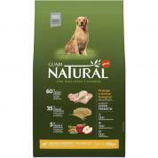 Ração Guabi Natural Cachorros Adultos Raças Grandes e Gigantes Frango e Arroz Integral 15kg