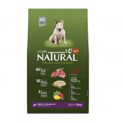 Ração Guabi Natural Cachorros Adultos Raças Médias Cordeiro e Aveia 15kg