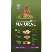 Ração Guabi Natural Cachorros Adultos Raças Médias Frango e Arroz Integral 15kg