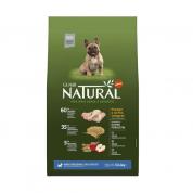 Ração Guabi Natural Cachorros Adultos Raças Mini e Pequenas Frango e Arroz Integral 10,1kg