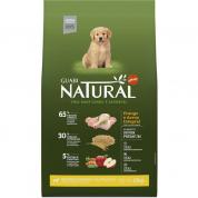 Ração Guabi Natural Cachorros Filhotes Raças Grandes e Gigantes Frango e Arroz Integral 15kg
