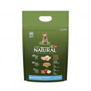 Ração Guabi Natural Cachorros Filhotes Raças Pequenas e Mini Frango e Arroz Integral 1kg