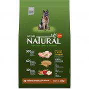Ração Guabi Natural Cachorros Sênior Raças Médias e Grandes Frango e Arroz Integral 15kg