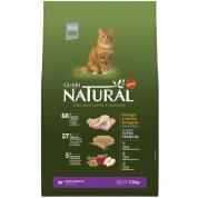 Ração Guabi Natural Gatos Adultos Frango e Arroz Integral 7,5kg