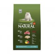 Ração Guabi Natural Gatos Castrados Cordeiro e Aveia 7,5kg