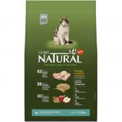 Ração Guabi Natural Gatos Castrados Frango e Arroz Integral 7,5kg