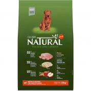 Ração Guabi Natural Light Cachorros Adultos Raças Médias Peru e Aveia 15kg