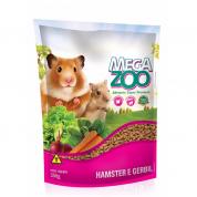 Ração Hamster e Gerbil Megazoo 350g